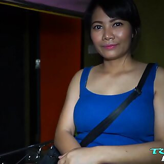 TukTukPatrol Big Tit Thai Babe Picked UP & Fucked Silly