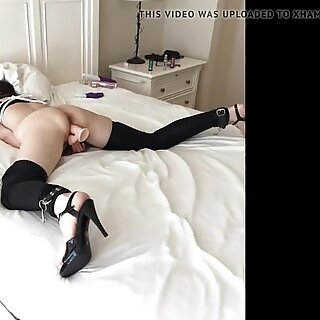 sub wife slave Pelzmausi bdsm slideshow pt 2