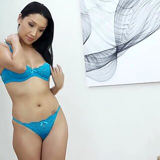 Fucked asian ass gapes
