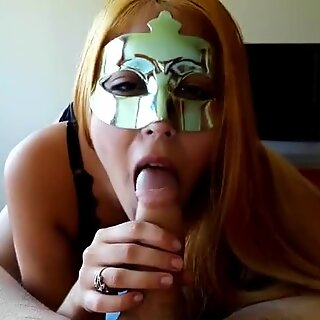 Hotel Room Service Call - Blowjob And Right To The Action 10/10