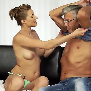 Sex with her boycompanion s father