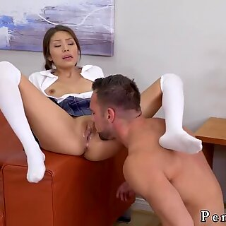 Teen angel pussy Sami Parker s forgetful stepdad was late to pick her up from damsel