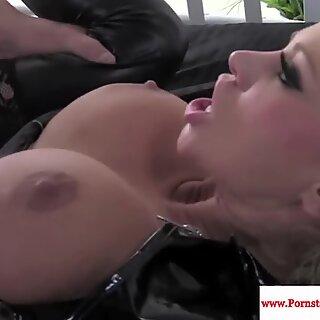 Nikita Von James fucks and gargles schlong