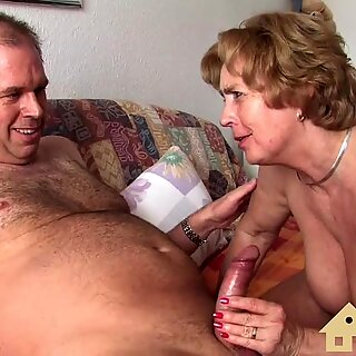 Granny Doc with big tits part 2