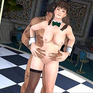 Sexy Harder Better Faster Hentai (3D HMV)