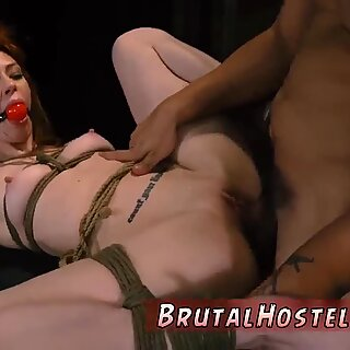 Big gag bondage and extreme cock first time Just as funk is setting in seemingly good-guy - Kendall Woods