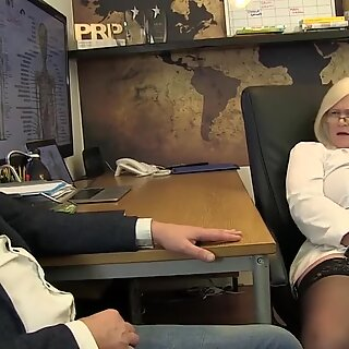 LACEYSTARR - Dr Lacey Meets Pascal