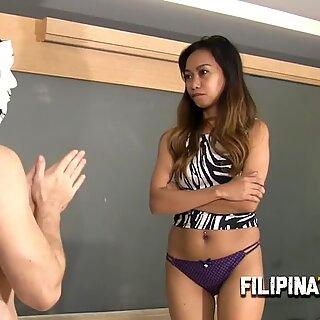 Horny tourist falls in lust with kinky phillipinne slut