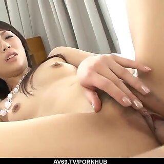 Hina Aizawa best xxx Japanese POV porn scenes