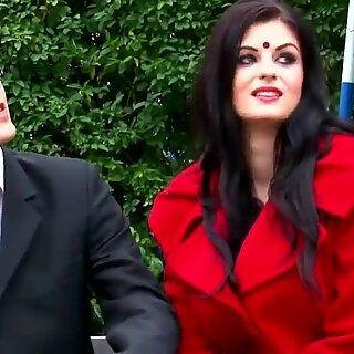 Koena Mitra & Fardeen Khan in Indian Bollywood Sex song!