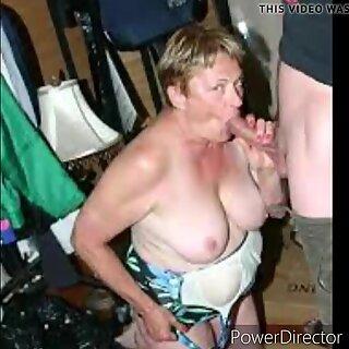 Twerk Exclusive cover with Gilf Kathy Jones whore